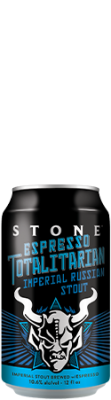 Stone Espresso Totalitarian Imperial Russian Stout can