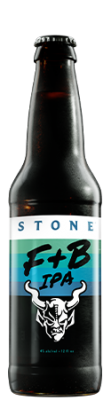 Bottle of Stone Features & Benefits IPA
