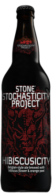 Stone Stochasticity Project Hibiscusicity bottle