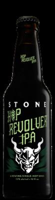 Stone Hop Revolver IPA Bottle