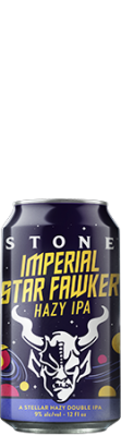 Stone Imperial Star Fawker Hazy IPA can