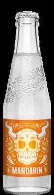 Buenavida Hard Seltzer - Mandarin bottle