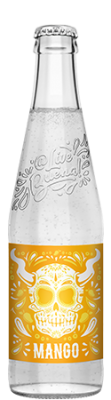 Buenavida Hard Seltzer - Mango bottle