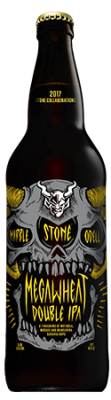 Marble / Odell / Stone Megawheat bottle