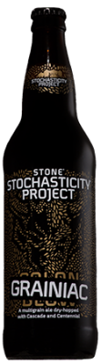 Stochasticity Project Grainiac bottle