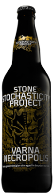 Stone Stochasticity Project Varna Necropolis bottle
