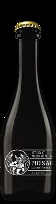 Stone Mission Warehouse Sour - Mosaic Wild Ale bottle