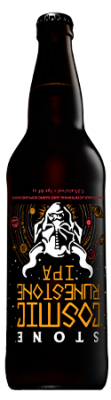 Stone Cosmic Runestone IPA bottle