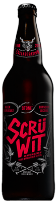 Stone Spotlight: Scrü Wit bottle