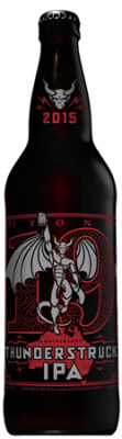 Stone 19th Anniversary Thunderstruck IPA bottle