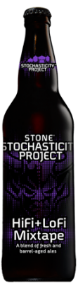 Stochasticity Project HiFi+LoFi Mixtape bottle