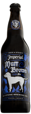 Stone Spotlight: Imperial Mutt Brown Ale bottle