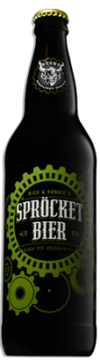 Stone Spotlight Series Spröcketbier bottle