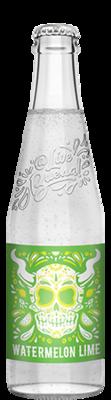 Buenavida Hard Seltzer - Watermelon Lime bottle
