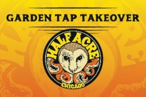 Garden Tap Takeover with Half Acre Beer thumbnail