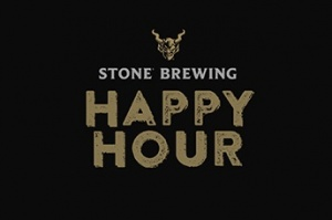 Stone Brewing Happy Hour