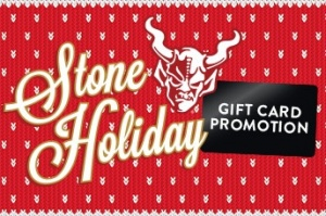 Stone Holiday Gift Card Promotion