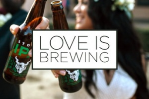Love is Brewing at Stone Brewing