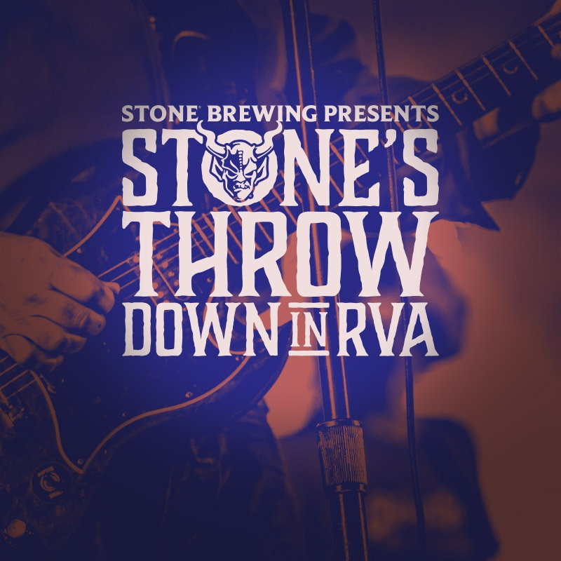 Stone Brewing Presents Stone's Throw Down in RVA