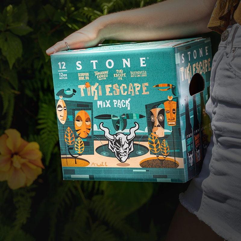 Stone Tiki Escape Mix Pack