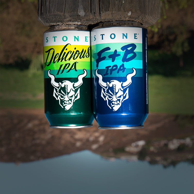 Stone Features & Benefits IPA and Stone delicious IPA