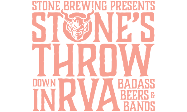 Stone Brewing Presents Stone's Throw Down in RVA Badass Beers & Bands