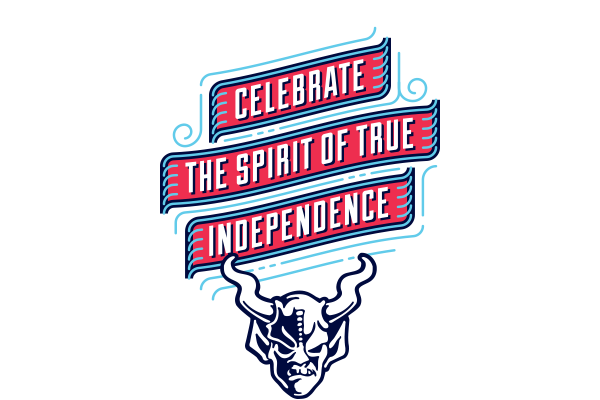 Celebrate the spirit of independence