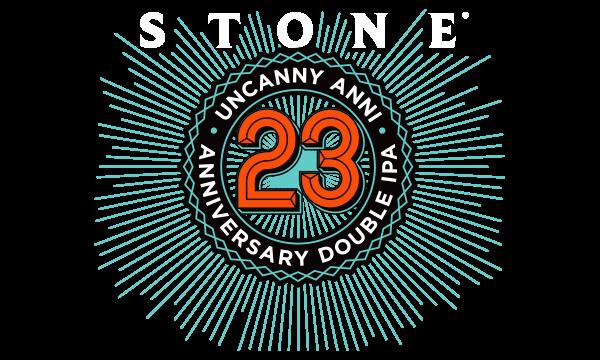 Stone Uncanny Anni Anni Double IPA