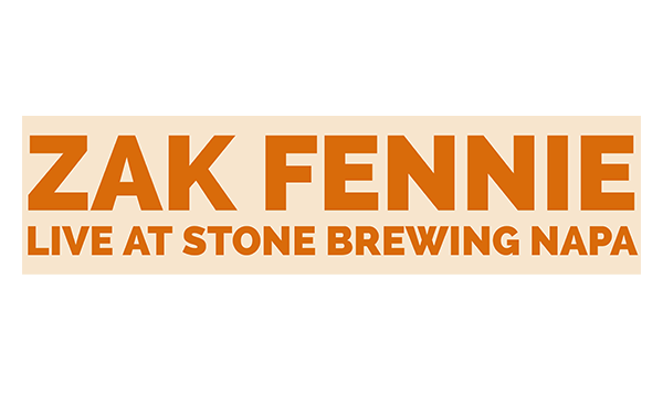 Zak Fennie live at Stone Brewing Napa